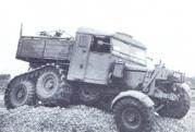 Scammell SV-2S-tractor