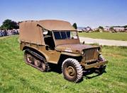 Semi-track-proto Jeep, 1941