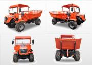 Sunlight Articulated Dump Truck
