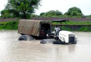 Swamp Buggy S11 Amphibious 4x4 from BGP