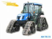 Team Track NHTM2 on a New-Holland tractor