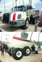 Terex Dumper TA40-6x6