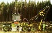 Tohr-987 S-EGS Harvester, 1989