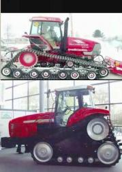 Tracked Tractors