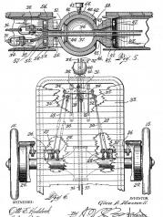 US001305228-003 Articulated-wheeled-vehicle-patent-of Maxwel, 1919
