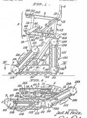 US003288234-001 Tracked Wheel Chair, 1966