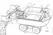 US003353618-001 Articulated ATV, 1967 by Fisher