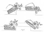 US003533483-004 Tracked Vehicle, 1970
