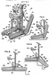 US003869011-002 Stair Climbing Vehicle, 1975