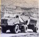 Walter tractor truck